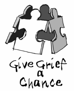 Give Grief a Chance podcast logo